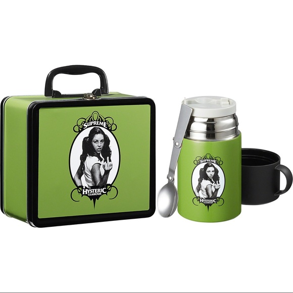 Supreme Hysteric Glamour Lunchbox Set